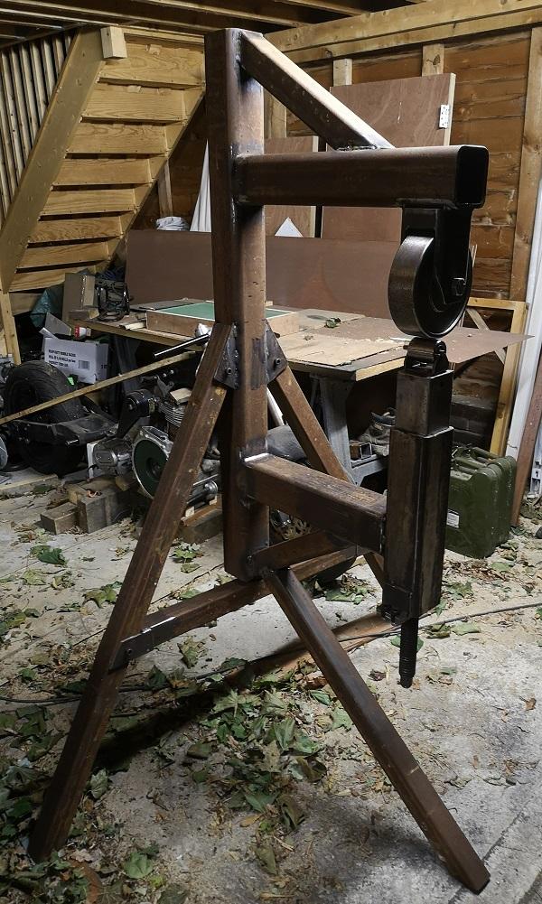 Mendham Maker English Wheel